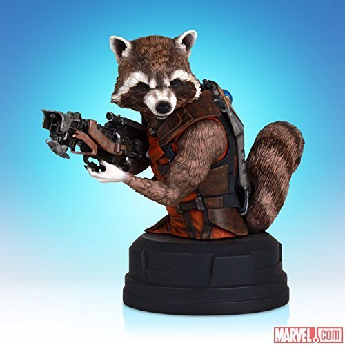 SDCC 2014 Rocket Raccoon 1/6 Scale Mini Bust