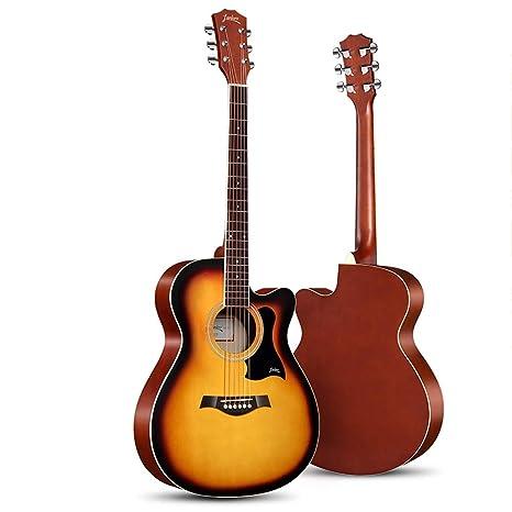 Loivrn La guitarra acústica es adecuada for principiantes amantes ...