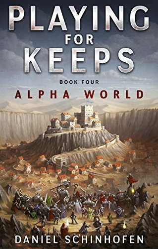 Playing For Keeps (Alpha World Book 4) cover