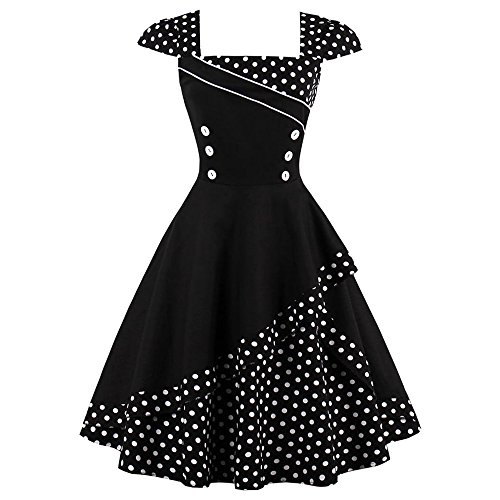 60s theme dress - 5