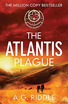 The Atlantis Plague: A Thriller (The Origin Mystery, Book 2) by [Riddle, A.G.]