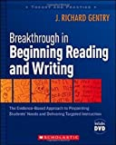 Breakthrough in Beginning Reading and Writing, J. Richard Gentry, 0545007259