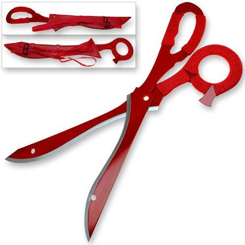 purple scissor blade - 6