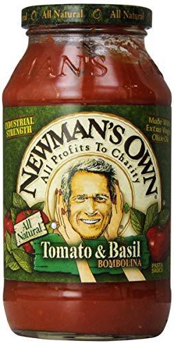 Newman's Own Tomato & Basil Pasta Sauce, 24 oz