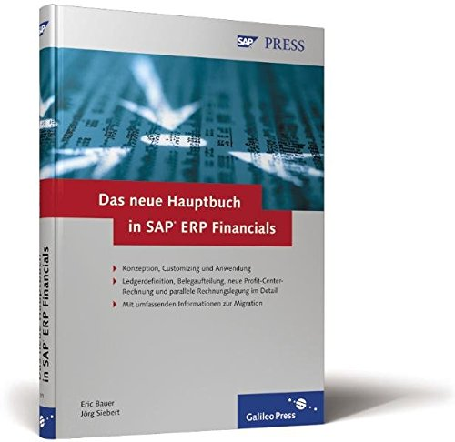 Das neue Hauptbuch in SAP ERP Financials (SAP PRESS)
