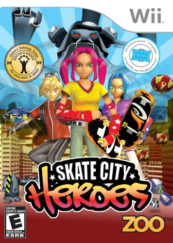 Skate City Heroes - Nintendo Wii (South Park Wii Game)
