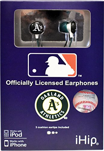 Official Athletics Earbud Headphones! Sound - Extra
