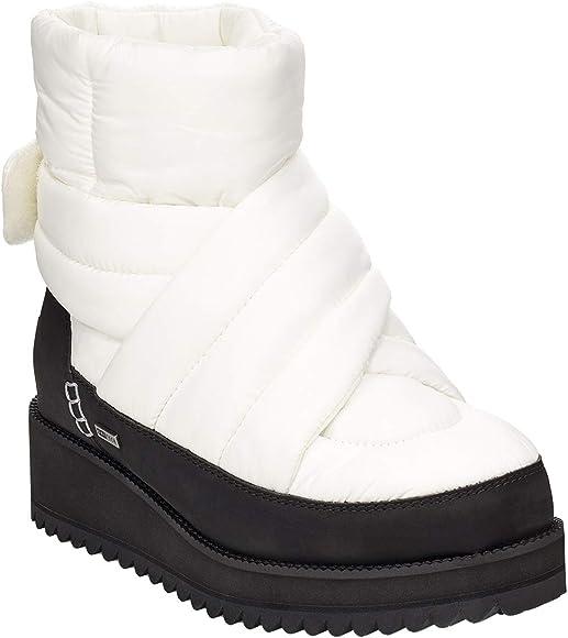 UGG Montara White 5   Snow Boots