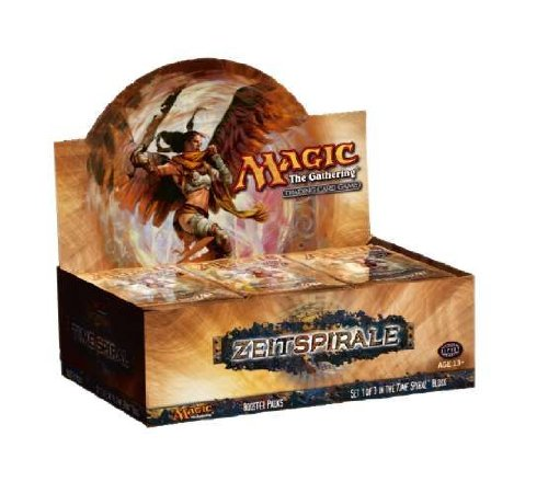 Spiral Time Fat Pack (Magic: The Gathering 'Time Spiral' Trading Card Game Booster Display)