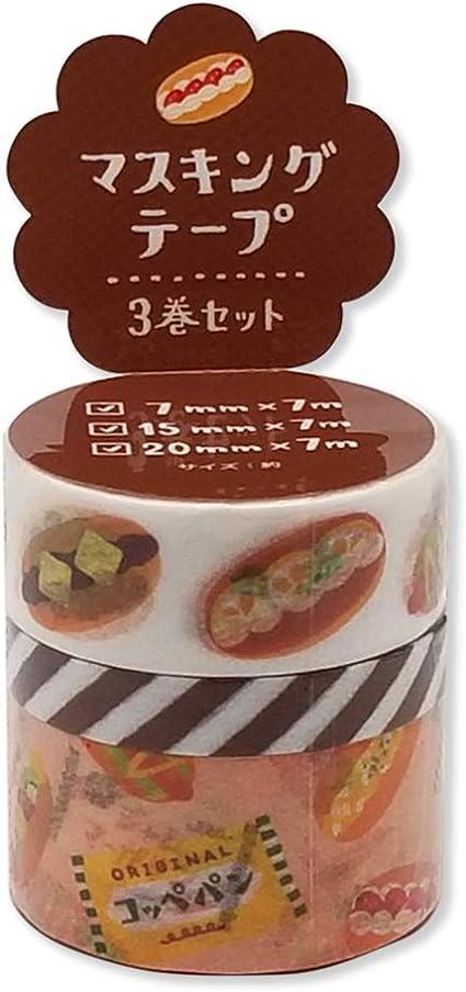 Mind Wave Seashell washi tape set