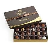 Godiva Chocolatier Dark Chocolate Truffles, 24 Count