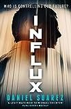 Influx by Daniel Suarez front cover