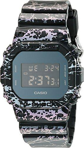 G-Shock Men's DW5600PM Polarized Color Watch