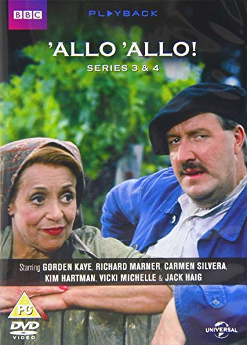 'Allo 'Allo! - Series 3 And 4 - Cooke Vicki