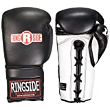 Ringside IMF Tech Lace-Up Sparring Boxing Gloves