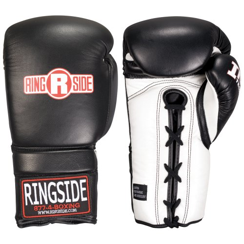 Ringside IMF Tech Lace-Up Sparring Boxing Gloves ()
