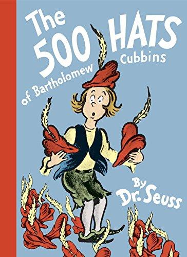 The 500 Hats of Bartholomew Cubbins (Classic (Rent Boy Houston)
