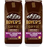Mountain Thunder Ground Coffee 2 Pack Explained