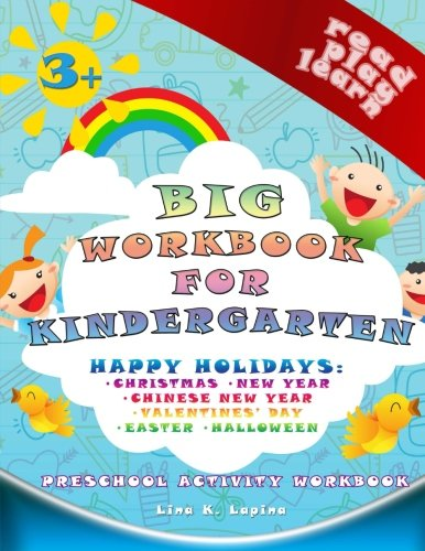 Big Preschool Workbook (Teacher Edition): worksheets and ...
