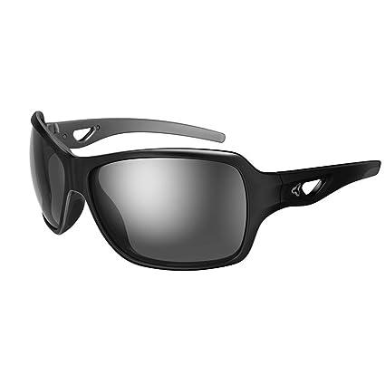 c196b492281 Ryders Eyewear Carlita Velo-Polar Anti-Fog Sunglasses (Black-Silver LT