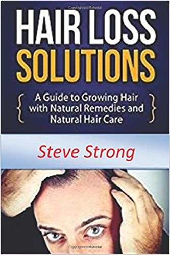 Hair Loss Books: How To Grow Your Hair, Hair loss solutions: Hair ...