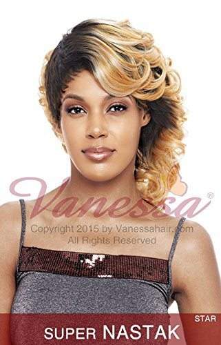 SUPER NASTAK (SAND) - Vanessa Fifth Avenue Fashion Wig Super Collection by - Fifth Shopping Avenue