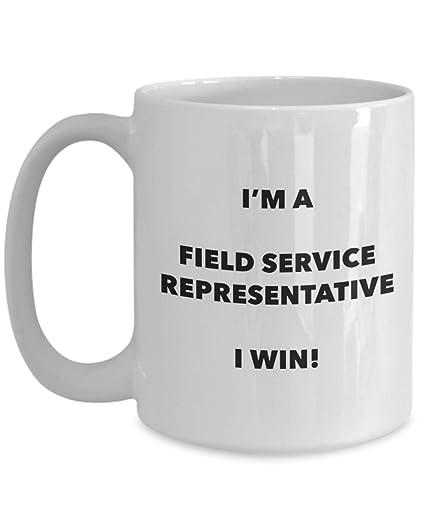 Win I Café Mug Champ À Je Suis Service Funny Un Tasse Représentant CxoWrQBdeE