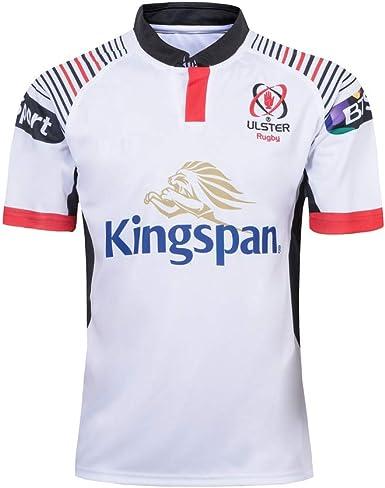 Mempire Camisas De Rugby para Hombres Jerseys De Rugby Ulster Ropa Deportiva De Ajuste Regular: Amazon.es: Ropa y accesorios