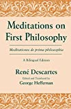 Image of Meditations on First Philosophy / Meditationes de prima philosophia: A Bilingual Edition (English and Latin Edition)
