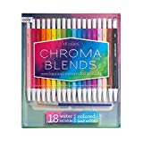 OOLY, Chroma Blends Mechanical Watercolor Pencils - Set of 18 + Refills