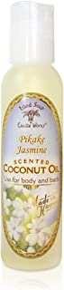 product image for Island Soap & Candle Works Scented Coconut Oil, 4.5oz., Pikake Jasmine