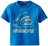 Quiksilver Boys 2-7 Chomped, Blue Velvet, 4T image