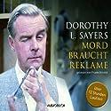 Mord braucht Reklame (Ein Fall für Lord Peter Wimsey 8) Hörbuch von Dorothy L. Sayers Gesprochen von: Frank Arnold
