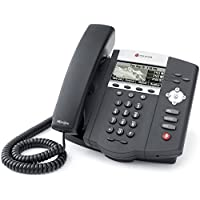 Polycom Soundpoint IP450 3-Line IP Phone with HD Voice (Certified Refurbished)