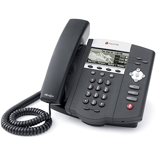Polycom Soundpoint IP450 3-Line IP Phone with HD Voice (C...