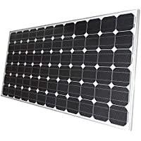 200W 12V Mono Solar Panel Caravan Home Off Gird Battery Charging Power 200 Watt