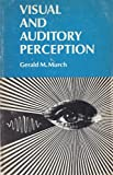 Visual and Auditory Perception, Gerald M. Murch, 0672613336