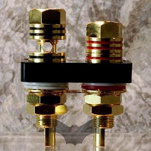 Vampire Wire #BP-HEX/CB ultra binding post - 1 Set