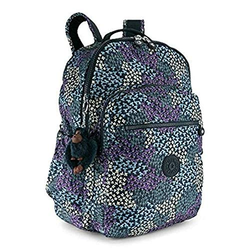 Kipling Seoul Go Laptop, Padded, Dotted Bouquet