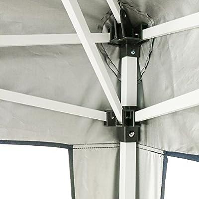 Party Tent PopUpCanopy, 10x20 Canopy Sun EZ Up Canopy Tent Instant Folding Canopy W/Carrying Bag Waterproof : Garden & Outdoor