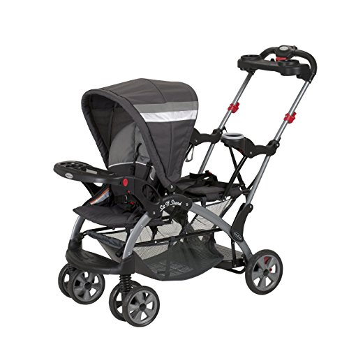 Baby Trend Sit and Stand Ultra Stroller, Liberty (Baby Trend Sit And Stand Double Stroller Liberty)