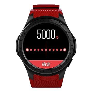 LCDIEB Reloj Deportivo Reloj Inteligente con Soporte GPS ...