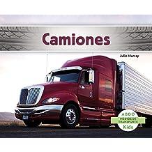 Camiones (Abdo Kids: Medios De Transporte) (Spanish Edition)