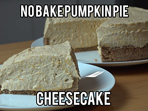 (No Bake Pumpkin Pie Cheesecake)