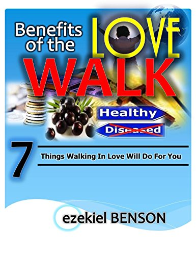 Ezekiel Walking Shorts - Benefits Of The Love Walk: 7 Things Walking in Love Will Do For You