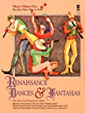 Renaissance Dances and Fantasias, , 1596153326
