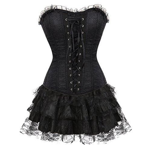 Frawirshau Showgirl Clubwear Lingerie Costume product image