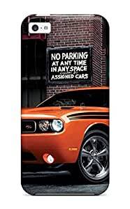 New Snap-on Anna Paul Carter Skin Case Cover Compatible With Iphone 5c- Dodge Challenger