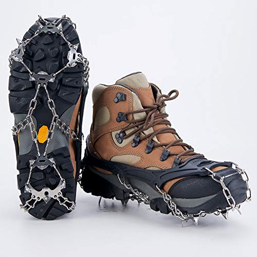 Buy ice grippers for boots