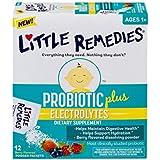 Little Remedies Probiotic Plus Electrolytes, 12 Count